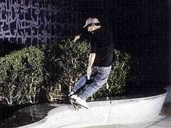 Великовозрастного скейтбордиста обрекли на воспитательную беседу с родителями