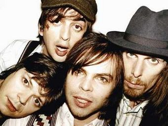 Supergrass. Фото со страницы группы на MySpace