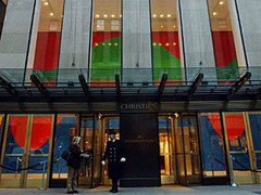 Аукционный дом Christie's открыл отделение в Москве