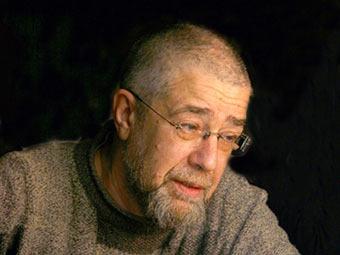 Сергей Гандлевский. Фото Фаины Османовой с сайта gallery.vavilon.ru