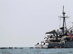 В поднятой корме корейского корвета обнаружены тела 32 моряков