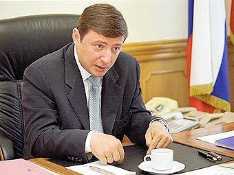 Александр Хлопонин. Фото с сайта krskstate.ru