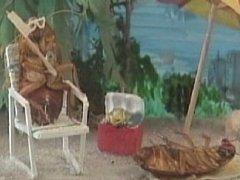 Житель Техаса открыл зал славы тараканов