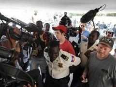 С девятерых миссионеров сняли обвинения в похищении гаитянских детей