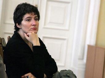 Мария Степанова. Фото с сайта litkarta.ru