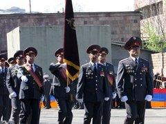 Армянская полиция отказалась делить праздник с геями