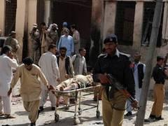 В Пакистане при теракте в больнице погибли 8 человек