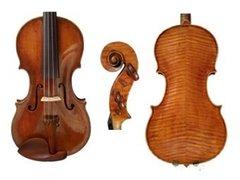 В Австрии у скрипачки из Мариинки украли скрипку XVII века