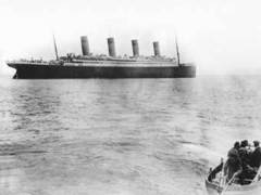 "Письмо пассажира ""Титаника"" установило аукционный рекорд"