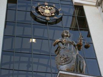 Здание Верховного суда. Фото Ильи Пешеля