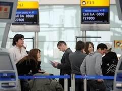 Великобритания сняла запрет на полеты
