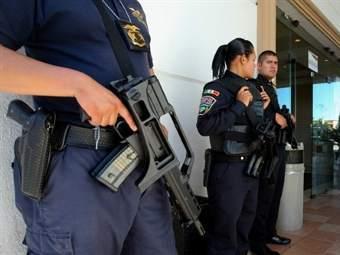 В самом опасном городе Мексики убиты семеро полицейских