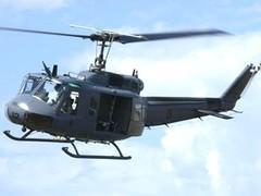 В Новой Зеландии разбился военный вертолет