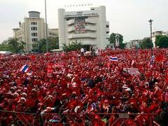 Неизвестные прервали трансляцию телеобращения премьера Таиланда