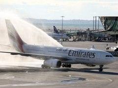 """Пассажиры """"Боинга"""" компании Emirates пострадали от турбулентности"""