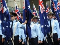 Ветераны попали под грузовик на параде в Австралии