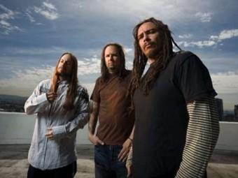 Korn. Фото с официального сайта группы