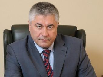 Владимир Колокольцев. Фото пресс-службы ГУВД Москвы