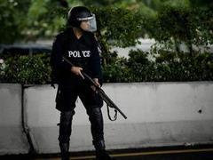 Полиция Таиланда обстреляла колонну оппозиционеров