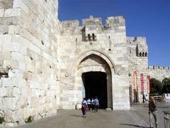 В Иерусалиме отреставрировали Яффские ворота