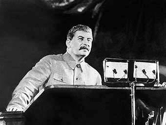 Иосиф Сталин. Фото из архива ©AFP