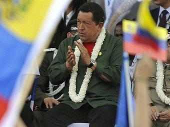 Уго Чавес. Фото ©AFP