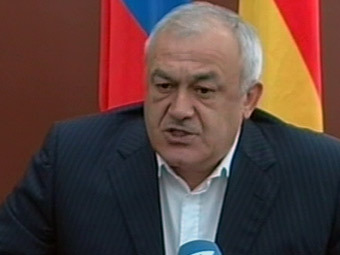 Таймураз Мамсуров. Кадр Первого канала