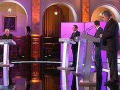 В последнем туре британских теледебатов победил лидер консерваторов