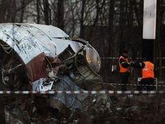 Самолет Качиньского вылетел на час позже расписания