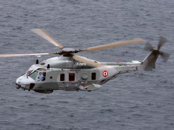 вертолет NH90