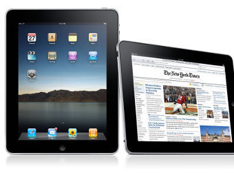 В США вечером 30 апреля стартовали продажи планшета iPad 3G.