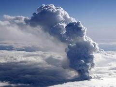 Ирландия из-за вулканического пепла вновь ввела запрет на полеты
