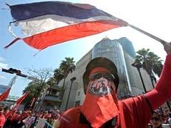 """""""Красные рубашки"""" согласились на переговоры с правительством Таиланда"""