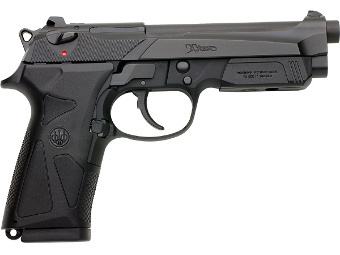 """Beretta 90-Two2 "" a gunshot, please release stress..."