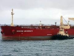 """В ходе освобождения танкера """"Московский университет"""" убит один пират"""