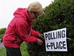 В Великобритании начались парламентские выборы