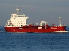Пираты захватили немецкий химический танкер
