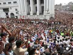 Непальские маоисты прекратили всеобщую забастовку