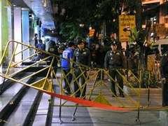 В Бангкоке убиты двое полицейских