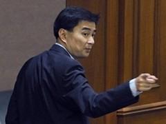 """Таиландский премьер поставил ультиматум """"Красным рубашкам"""""""
