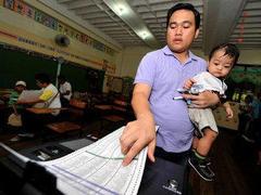 На Филиппинах начались всеобщие выборы
