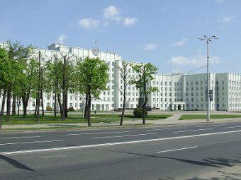 Могилев.  Фото пользователя Kabaner с сайта wikipedia.org.