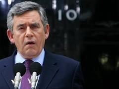 Гордон Браун ушел с поста британского премьер-министра