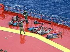 Минобороны сообщило о гибели отпущенных сомалийских пиратов