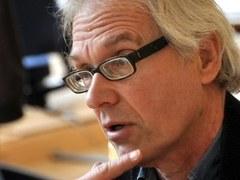 На шведского карикатуриста напали во время лекции