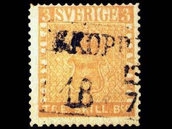 Одну из редчайших марок в мире оценили в 5 миллионов фунтов