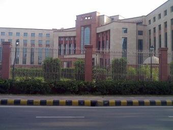 Штаб-квартира DRDO. Фото с сайта hqr.drdo.in