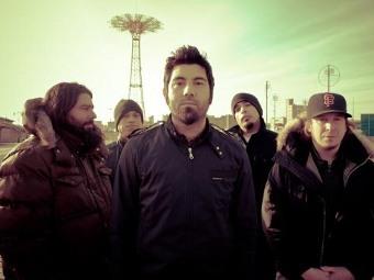 Deftones. Фото с официального сайта коллектива