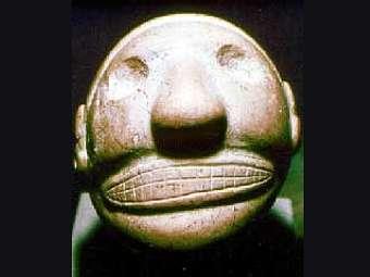Одна из фигурок, созданных народами Таино. Фото с сайта cubaheritage.org