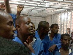 В Йемене сомалийских пиратов приговорили к смертной казни